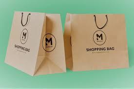 Túi giấy là một trong những cách Marketing hiệu quả